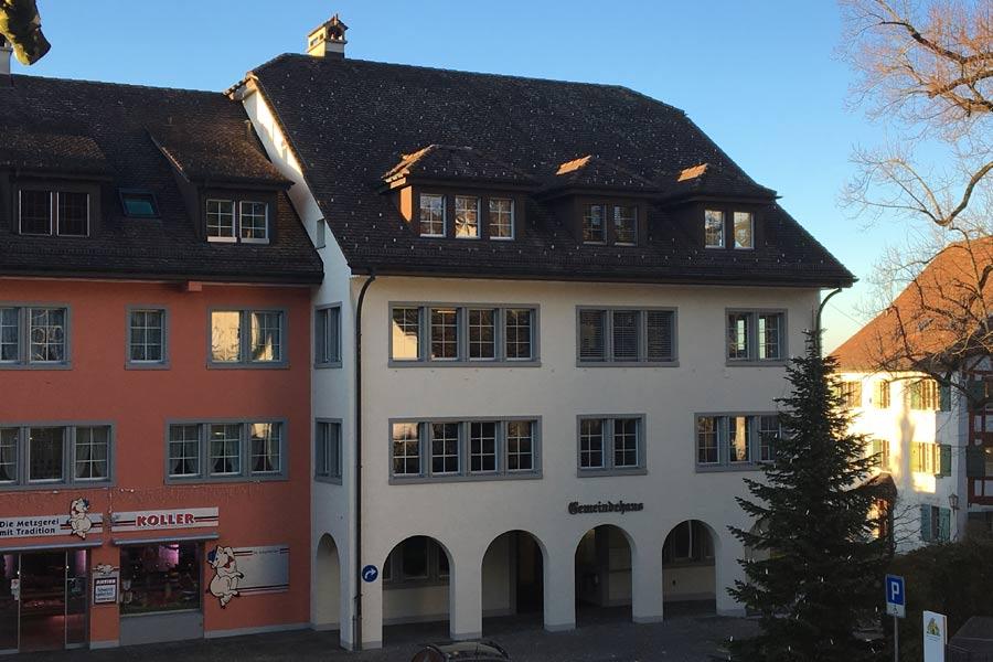 Zivilstandsamt Bezirk Münchwilen in Sirnach